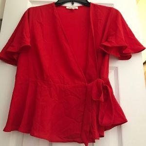 Monteau women's women's blouse